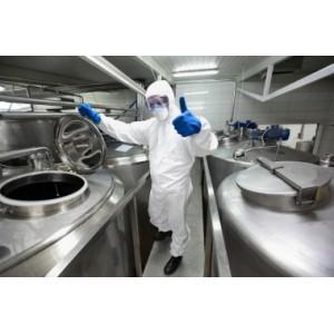 Контроль бактеріального забруднення (АТФ)